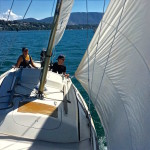 Cours initiation voile