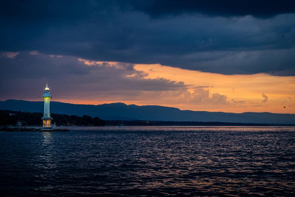 Rade Genève - Geneva lake